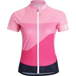 POC FONDO Koszulka sportowa theor multi pink. Czerwone bluzki sportowe damskie POC, xs, z materiału. W wyprzedaży za 412,30 zł.