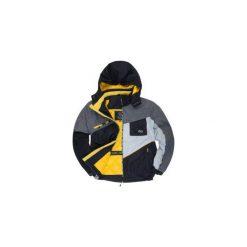 Kurtka męska zimowa z zamkiem ze ściągaczami, z kapturem. Szare kurtki męskie zimowe marki TXM, z dresówki. Za 69,99 zł.