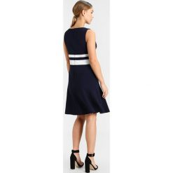 Sukienki hiszpanki: Lauren Ralph Lauren Petite AMARION SLEEVELESS DAY DRESS Sukienka letnia navy/white