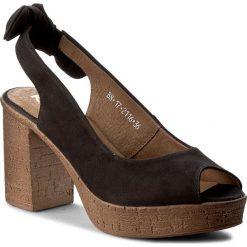 Rzymianki damskie: Sandały KARINO – 2116/003-P Czarny