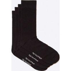 Only & Sons - Skarpety (4-pack). Białe skarpetki męskie marki Only & Sons, z bawełny. W wyprzedaży za 49,90 zł.