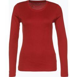Brookshire - Damska koszulka z długim rękawem, czerwony. Czerwone t-shirty damskie brookshire, xxl, z bawełny, z okrągłym kołnierzem. Za 69,95 zł.