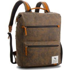 Plecaki damskie: Plecak CLARKS – The Heath 261320750  Tan
