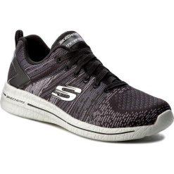 Buty SKECHERS - Burst 2.0 12651/BKGY Black/Gray. Czarne buty do fitnessu damskie Skechers, z materiału. W wyprzedaży za 199,00 zł.