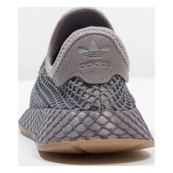 Adidas Originals DEERUPT RUNNER J Tenisówki i Trampki grey three/grey four. Szare tenisówki męskie marki adidas Originals, z materiału. Za 449,00 zł.