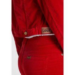 LOIS Jeans TORERO MINI Kurtka wiosenna blood red. Czerwone kurtki damskie jeansowe marki LOIS Jeans, xl. Za 629,00 zł.