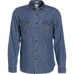 Koszule męskie na spinki: J.CREW LIGHTWEIGHT SLIM FIT Koszula indigo