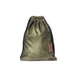 Plecaki damskie: Worek Plecak MOC ZIELENI I