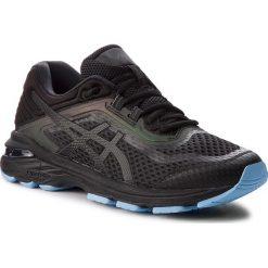 Buty ASICS - Gt-2000 6 Lite-Show 1012A169 Black/Black 001. Czarne buty do biegania damskie marki Asics. W wyprzedaży za 429,00 zł.