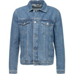Samsøe & Samsøe LAUST Kurtka jeansowa blue jay. Niebieskie kurtki męskie jeansowe marki Reserved, l. Za 629,00 zł.