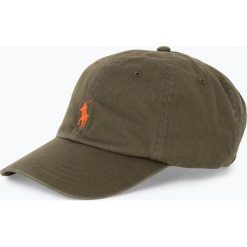 Polo Ralph Lauren - Męska czapka z daszkiem, zielony. Zielone czapki z daszkiem męskie marki Polo Ralph Lauren, z haftami. Za 179,95 zł.