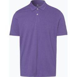 Nils Sundström - Męska koszulka polo, lila. Fioletowe koszulki polo Nils Sundström, m, z bawełny. Za 49,95 zł.