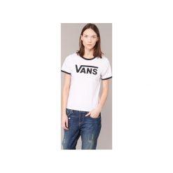 Odzież damska: T-shirty z krótkim rękawem Vans  TIMELESS RINGER