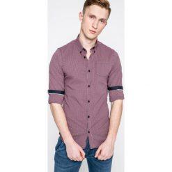 Guess Jeans - Koszula. Szare koszule męskie jeansowe marki Guess Jeans, l, z aplikacjami. W wyprzedaży za 239,90 zł.