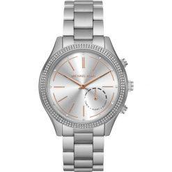 Biżuteria i zegarki damskie: Michael Kors Access SLIM RUNWAY Zegarek silvercoloured