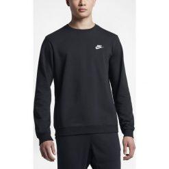 Bluza Nike NSW Crew FT Club (804342-010). Białe bluzy męskie Nike, m, z bawełny. Za 139,99 zł.