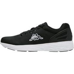 Kappa TRUST Obuwie treningowe black/white. Szare buty sportowe męskie marki Kappa, z gumy. Za 169,00 zł.