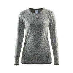 Craft Koszulka Damska Active Comfort Ls Czarna Xs. Czarne bluzki sportowe damskie marki Craft, xs, z długim rękawem. W wyprzedaży za 129,00 zł.