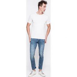 Only & Sons - Jeansy Warp. Niebieskie jeansy męskie skinny marki Only & Sons. W wyprzedaży za 89,90 zł.