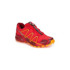 Buty do biegania Salomon  SPEEDCROSS 4. Czerwone buty do biegania męskie marki Salomon, salomon speedcross. Za 569,00 zł.