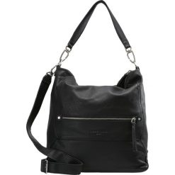 Shopper bag damskie: Liebeskind Berlin QUEENS MUTIPANEL VINTAGE Torba na zakupy oil black