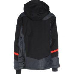 Killtec CHIRAN  Kurtka hardshell schwarz. Czarne kurtki chłopięce sportowe KILLTEC, z hardshellu, outdoorowe. W wyprzedaży za 431,10 zł.