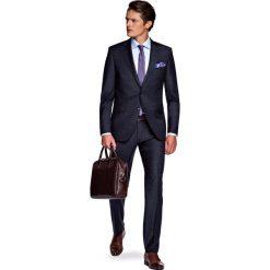 Garnitur Szary Leeds. Szare garnitury marki LANCERTO, z tkaniny. W wyprzedaży za 699,90 zł.