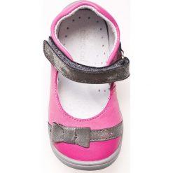 Kornecki - Baleriny dziecięce. Fioletowe baleriny dziewczęce marki Kornecki, z gumy. W wyprzedaży za 99,90 zł.