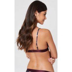 NA-KD Swimwear Góra bikini Elastic Triangle - Multicolor. Różowe bikini NA-KD Swimwear. Za 19,95 zł.