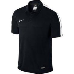 Koszulki polo: Nike Koszulka męska Squad15 SS Sideline Polo  czarny r. S
