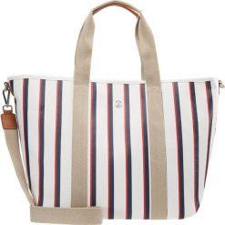 Bogner LONG ISLAND LALA Torba na zakupy blue. Szare shopper bag damskie marki Bogner, m, z nadrukiem, z bawełny. W wyprzedaży za 479,50 zł.