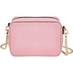 Torebki klasyczne damskie: Mała torebka na ramię bonprix różowy