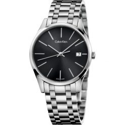 ZEGAREK CALVIN KLEIN Time Lady K4N23141. Czarne zegarki damskie marki Calvin Klein, szklane. Za 1199,00 zł.