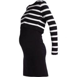 Sukienki dzianinowe: Noppies IMARA Sukienka dzianinowa black