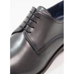 Buty wizytowe męskie: Brett & Sons Eleganckie buty asfalto