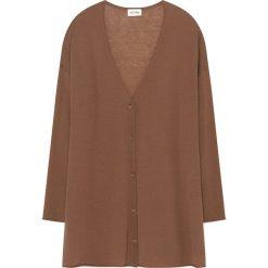 Kardigan w kolorze brązowym. Brązowe kardigany damskie marki American Vintage, s, z wełny. W wyprzedaży za 258,95 zł.