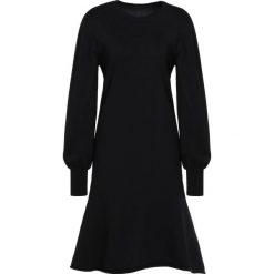 Sukienki dzianinowe: Bruuns Bazaar SHELLA  Sukienka dzianinowa black