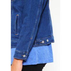 Bomberki damskie: Levi's® Plus PL TRUCKER Kurtka jeansowa blue flight