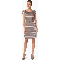 Sukienki: Comma – Sukienka damska, beżowy