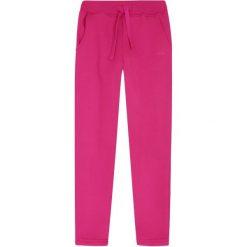 Spodnie dresowe dziewczęce: Ciepłe spodnie dresowe dla dziewczynki 9-13 lat