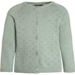 Wheat BABY CARDIGAN MAJA Kardigan green. Niebieskie swetry chłopięce marki Wheat, z bawełny. Za 209,00 zł.