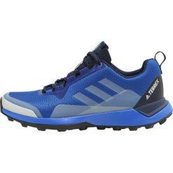 Adidas Performance TERREX CMTK Obuwie hikingowe blue. Niebieskie buty sportowe męskie adidas Performance, z materiału, outdoorowe. Za 399,00 zł.