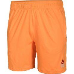 Spodenki i szorty męskie: Reebok Spodenki męskie CrossFit Speedwick II Short pomarańczowe r. L (BR8567)