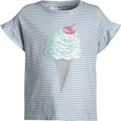 GAP GIRLS ITEMS  Tshirt z nadrukiem navy stripe. Niebieskie t-shirty damskie GAP, z nadrukiem, z bawełny. Za 169,00 zł.