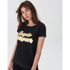 Koszulka Harry Potter - Czarny. Czarne t-shirty damskie marki House, l. Za 29,99 zł.