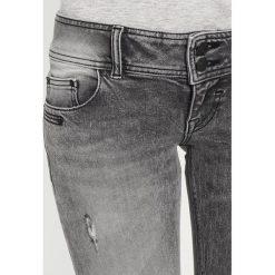 LTB GEORGET Jeans Skinny Fit krypton wash. Szare jeansy damskie marki LTB, z bawełny. W wyprzedaży za 269,10 zł.
