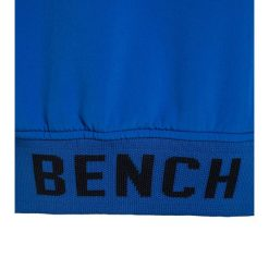 Bench Kurtka przejściowa dark blue. Niebieskie kurtki chłopięce przejściowe marki Bench, z elastanu. W wyprzedaży za 209,30 zł.