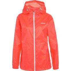 Regatta Kurtka hardshell neon peach. Pomarańczowe kurtki sportowe damskie marki Regatta, z hardshellu. Za 209,00 zł.