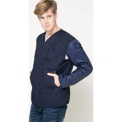 G-Star Raw - Kurtka. Szare kurtki męskie pikowane marki G-Star RAW, l, z bawełny, retro. W wyprzedaży za 399,90 zł.