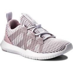 Buty Reebok - Reago Pulse CN5184 Lavnder/Lilac/Porcelain. Szare buty do fitnessu damskie marki Reebok, l, z dzianiny, z okrągłym kołnierzem. W wyprzedaży za 199,00 zł.